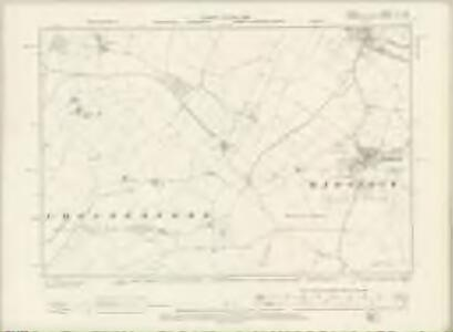 Essex III.NW - OS Six-Inch Map