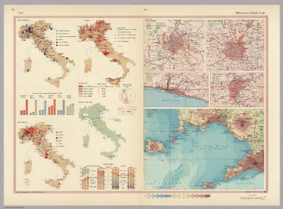 Italy.  Pergamon World Atlas.