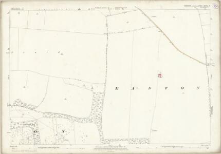 Yorkshire CXXVIII.13 (includes: Boynton; Bridlington; Grindale) - 25 Inch Map