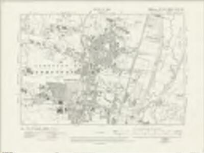 Essex nLXVIII.SE - OS Six-Inch Map