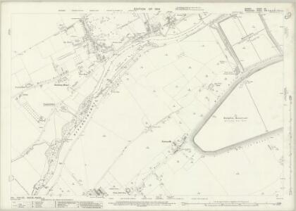 Surrey XII.1 (includes: Sunbury; Walton Upon Thames) - 25 Inch Map