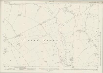 Essex (New Series 1913-) n XLIV.3 (includes: Great and Little Leighs) - 25 Inch Map