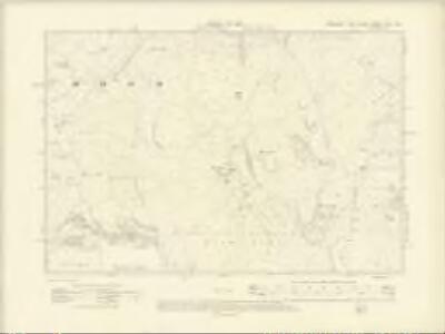 Yorkshire CXV.SW - OS Six-Inch Map