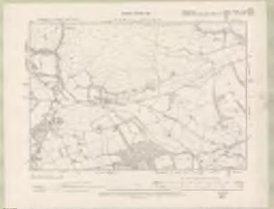 Perth and Clackmannan Sheet CXXVIII.SW - OS 6 Inch map
