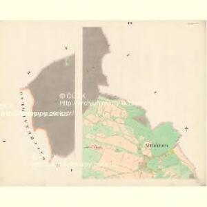 Althütten - c7262-1-001 - Kaiserpflichtexemplar der Landkarten des stabilen Katasters