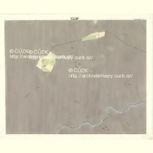 Ostrawitz - m2189-1-030 - Kaiserpflichtexemplar der Landkarten des stabilen Katasters