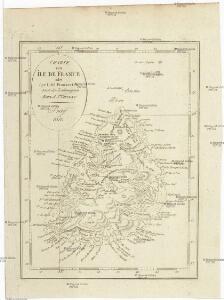 CHARTE von ÎLE DE FRANCE oder der Insel Frankreich
