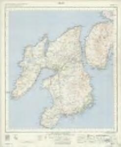 Islay - OS One-Inch Map