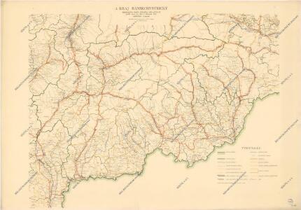 Bez titulu: mapy slovenských krajů