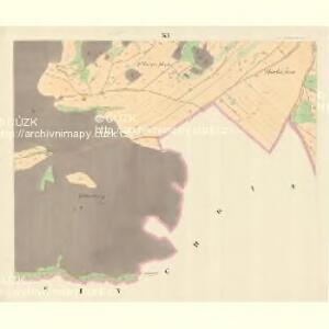 Unter Heinsendorf (Hinczin) - m0947-2-010 - Kaiserpflichtexemplar der Landkarten des stabilen Katasters