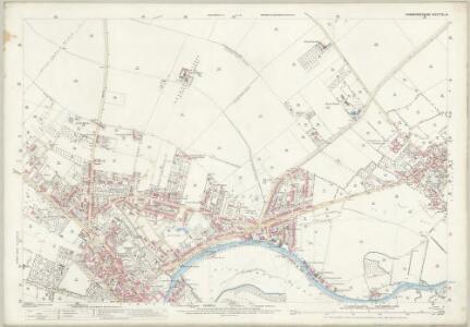 Cambridgeshire XL.14 (includes: Cambridge) - 25 Inch Map
