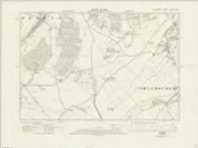 Wiltshire XXXVII.SW - OS Six-Inch Map