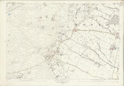 Shropshire LXXIX.4 (includes: Coreley; Farlow; Hopton Wafers) - 25 Inch Map