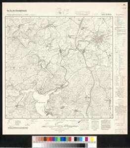 Meßtischblatt 5436 : Schleiz, 1939