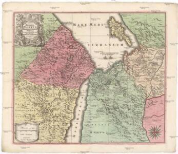 Deserta AEgypti, Thebaidis, Arabiae, Syriae, etc. ubi accurate notata sunt loca inhabitata per Sanctos Patres Anachoretas