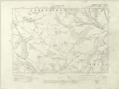 Berkshire XXVIII.NW - OS Six-Inch Map