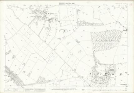 Staffordshire L.5 (includes: Lapley; Penkridge; Stretton) - 25 Inch Map