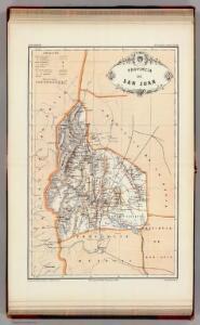 Provincia de San Juan.
