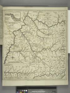 A map of Kentucky, drawn from actual observations by John Filson.