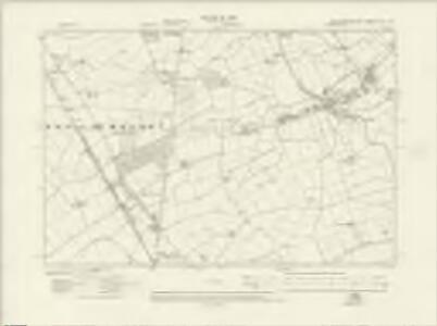 Nottinghamshire XLVII.SW - OS Six-Inch Map