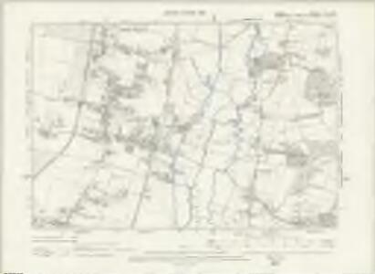 Essex LVII.SW - OS Six-Inch Map