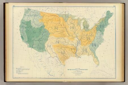 River systems U.S.