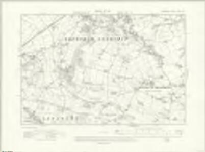 Cheshire XXXII.NE - OS Six-Inch Map
