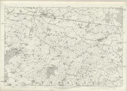 Kent LXIII - OS Six-Inch Map