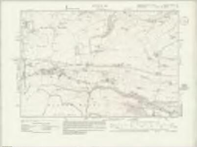 Yorkshire CCXCIII.NE - OS Six-Inch Map