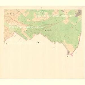 Nedaschowa Lhotta - m1941-1-006 - Kaiserpflichtexemplar der Landkarten des stabilen Katasters