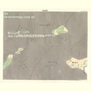 Ostrawitz - m2189-1-032 - Kaiserpflichtexemplar der Landkarten des stabilen Katasters