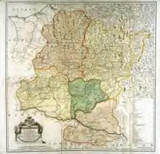 Mapa del reyno de Navarra