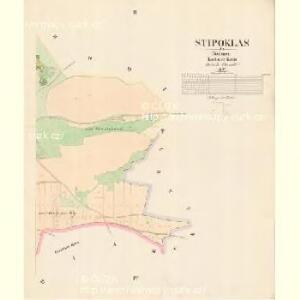 Stipoklas - c7790-1-002 - Kaiserpflichtexemplar der Landkarten des stabilen Katasters