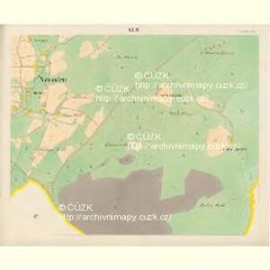 Neuofen - c5201-1-041 - Kaiserpflichtexemplar der Landkarten des stabilen Katasters