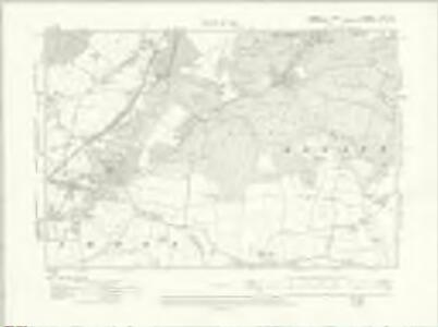 Sussex XX.NE - OS Six-Inch Map