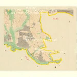 Lohm - c4213-1-005 - Kaiserpflichtexemplar der Landkarten des stabilen Katasters