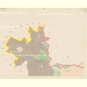 Riedweis - c6495-1-001 - Kaiserpflichtexemplar der Landkarten des stabilen Katasters