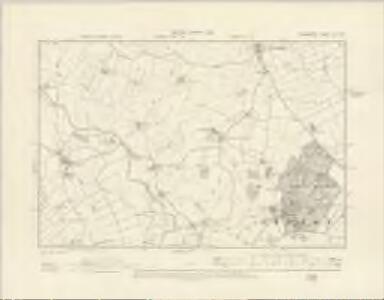 Shropshire XX.NE - OS Six-Inch Map