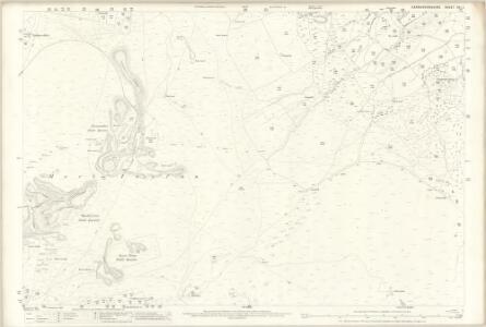 Caernarvonshire XXI.2 (includes: Betws Garmon; Llandwrog; Llanwnda) - 25 Inch Map