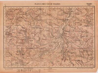 Lambert-Cholesky sheet 2773 (Trăznea)