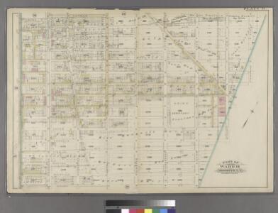 Plate 21: Part of Ward 18. Brooklyn, N.Y.