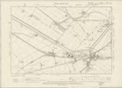Cheshire XXXVIII.SW - OS Six-Inch Map