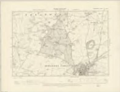 Shropshire XII.SW - OS Six-Inch Map
