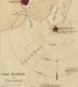 Maps of the Eastern, Middle and Southern States: Fort Monroe