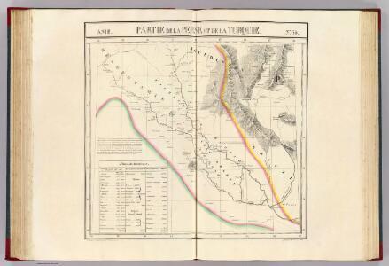 Partie, la Perse, la Turquie. Asie 64.
