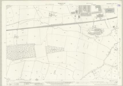 Warwickshire XXI.14 (includes: Coventry) - 25 Inch Map