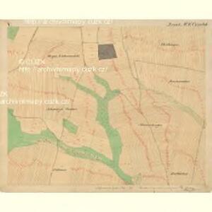 Hoeflein - m0703-1-005 - Kaiserpflichtexemplar der Landkarten des stabilen Katasters