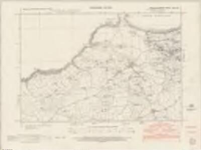 Caernarvonshire XXXI.SE - OS Six-Inch Map
