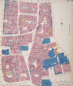 Insurance Plan of City of London Vol. I: sheet 19