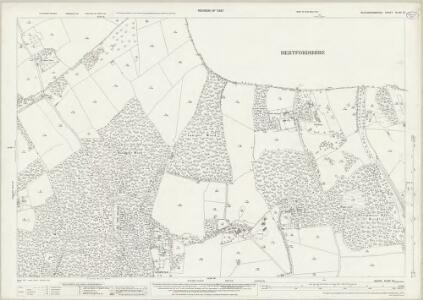 Buckinghamshire XLVIII.12 (includes: Denham; Gerrards Cross; Rickmansworth Urban) - 25 Inch Map